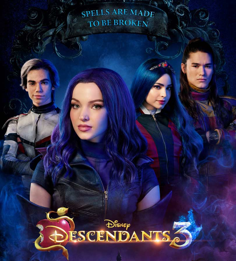 Dove Cameron in Disney's Descendants 3