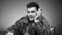 Che Guevara, photographed in 1964.