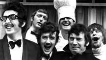 The Monty Python team