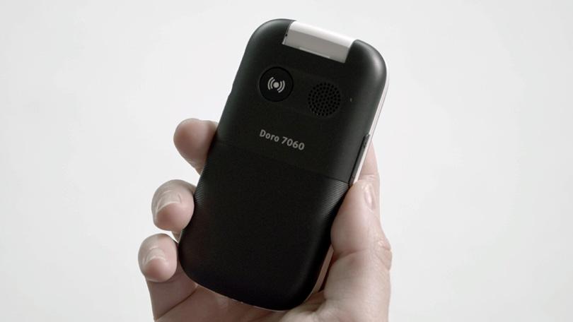 Doro 7060 Help button