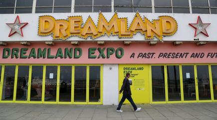 Dreamland reopens as Margate finds its way 'back into the hearts of the people'