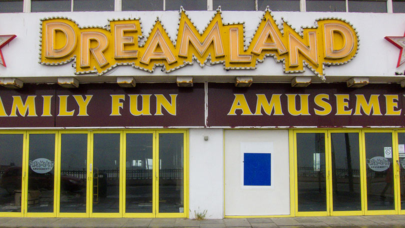 Dreamland Trust and the Hemingways are hoping to retain its retro vintage feel.