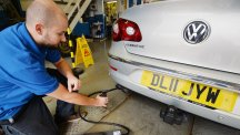 Drivers 'confused' by new MOT test