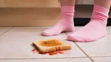 Dropped your food on the floor? You might want to think twice before citing the 'five second rule'