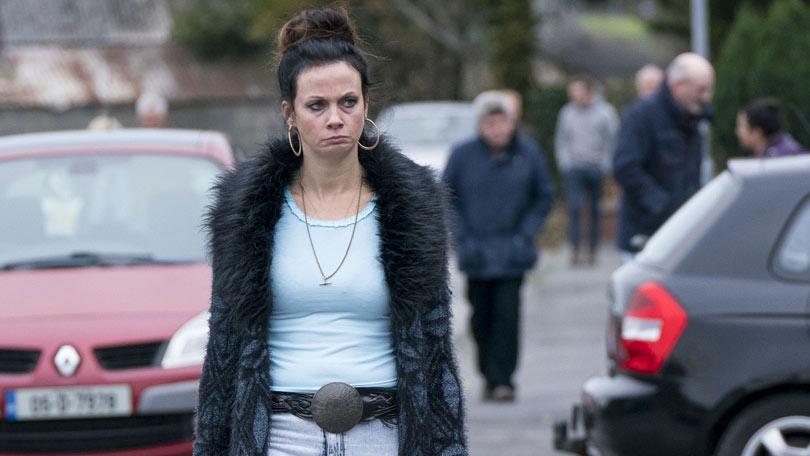 Carolyne Bracken as Sandra Sculley in Dublin Murders