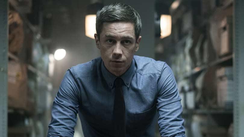 Killian Scott as Rob Reilly in Dublin Murders