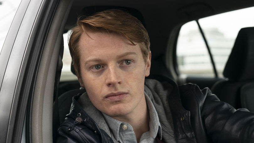 Ian Kenny as Phelan in Dublin Murders