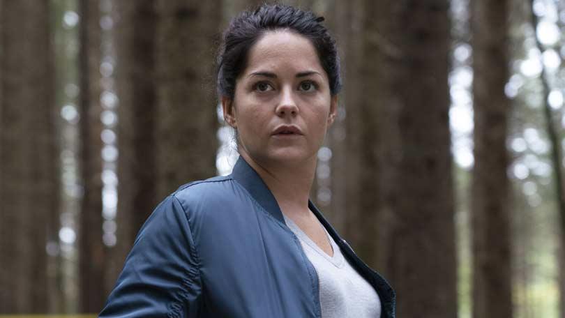 Sarah Greene as Cassie Maddox in Dublin Murders
