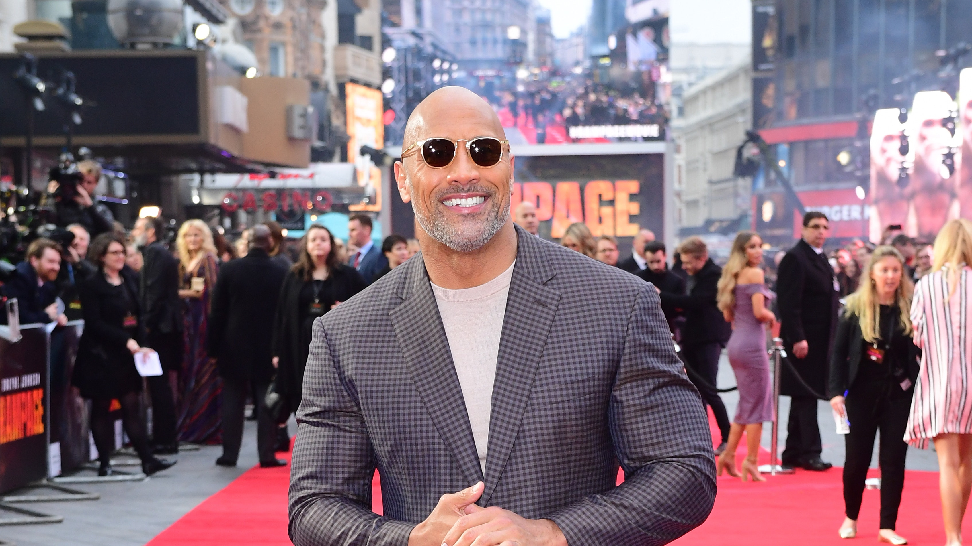 Home By Christmas.Dwayne Johnson Gives Mother New Home For Christmas Bt