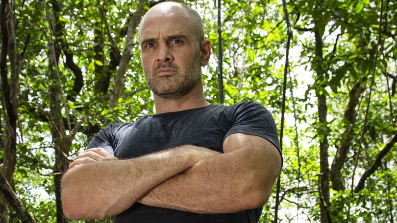 Ed Stafford: First Man Out on Discovery Channel