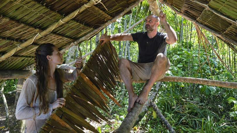 Ed Stafford's Man Woman Child Wild