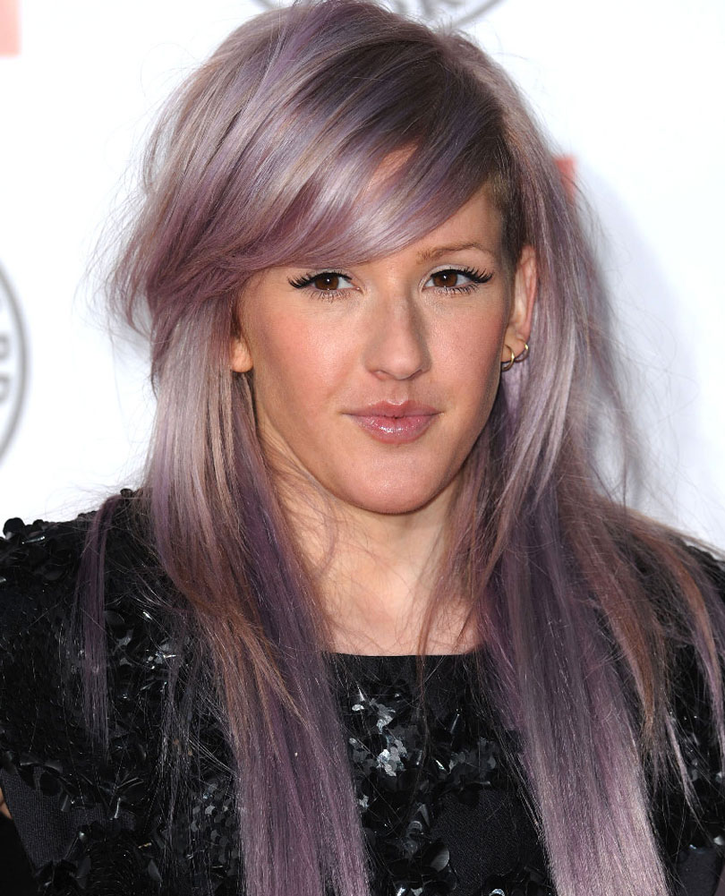 ellie goulding's hair style file: the singer talks us
