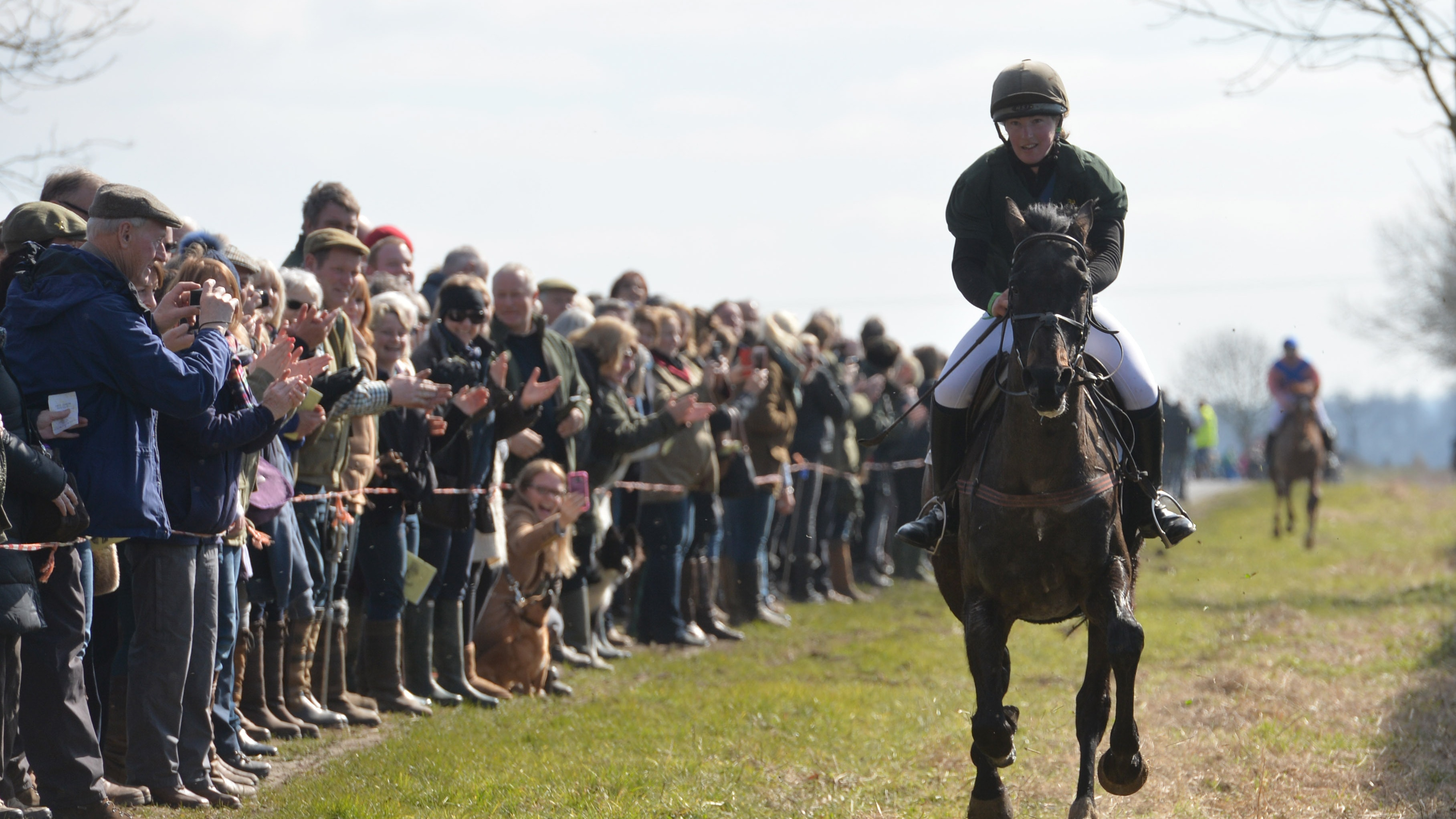 England S Oldest Horse Race Under Starter S Orders To Mark 500th