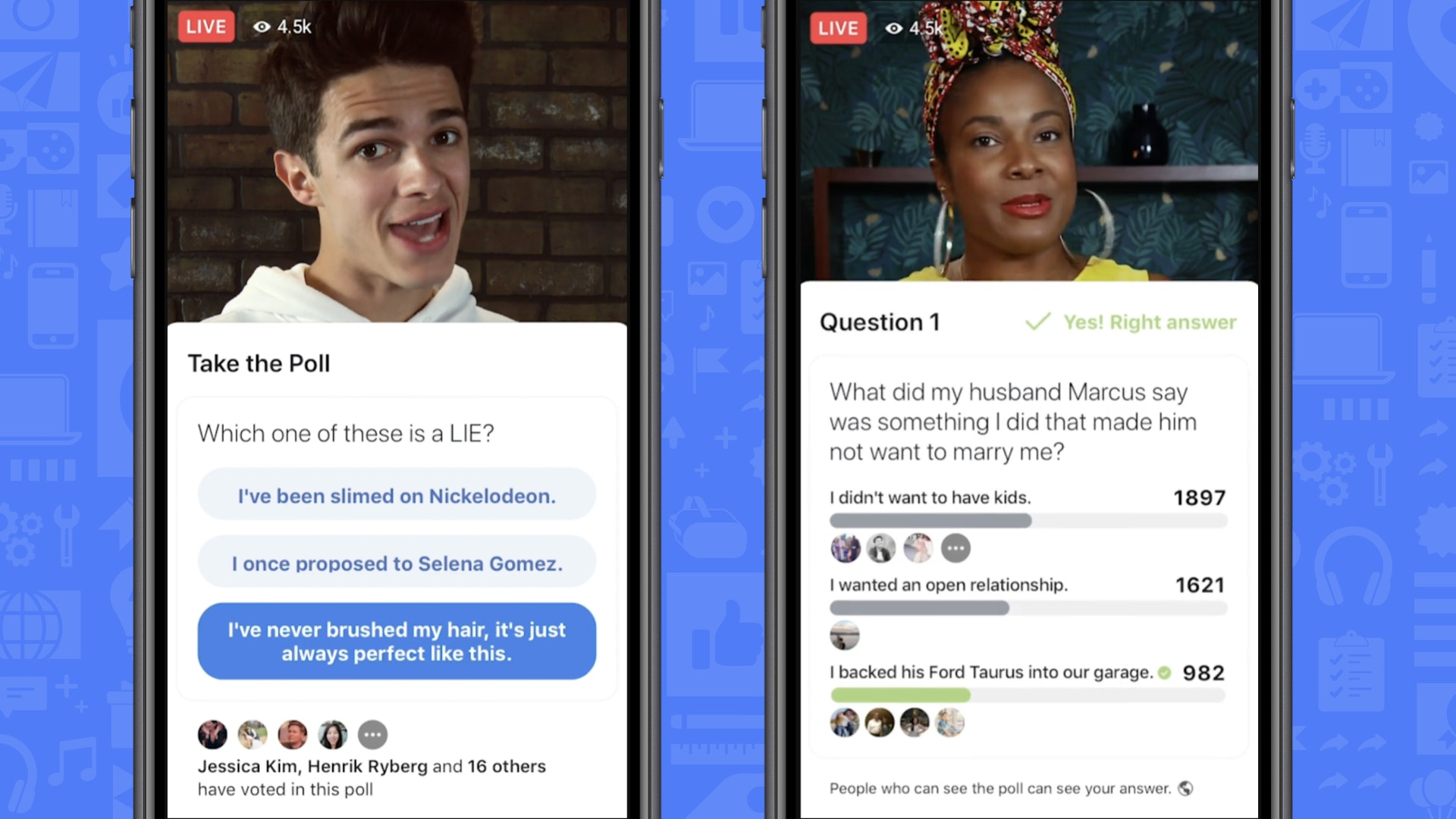 Facebook Is Adding Video Quiz Tools Bt I do not own this movie, this video is for entertainment purposes only. facebook is adding video quiz tools bt