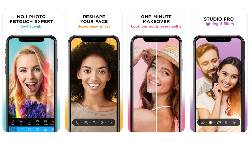 12 beauty apps that will airbrush your selfies to fake perfection | BT