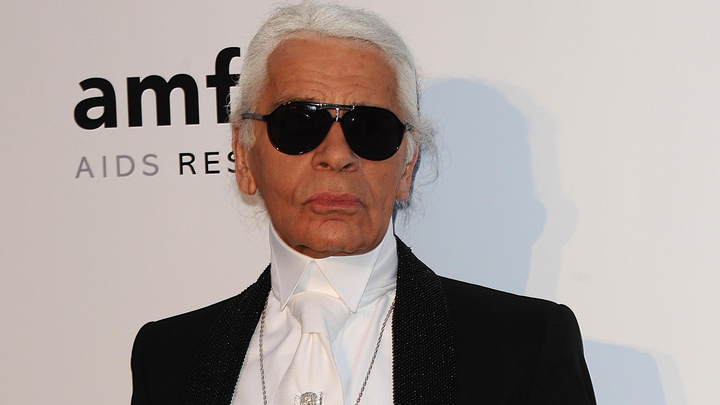Fashion Designer Karl Lagerfeld Dies Bt