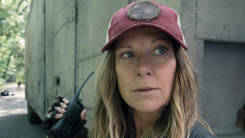 Mo Collins in Fear the Walking Dead