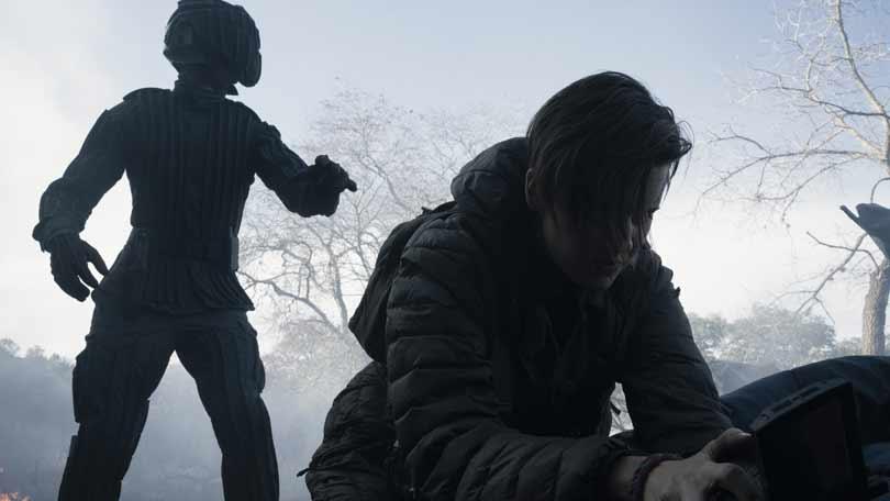 Althea in Fear the Walking Dead season 5 premiere