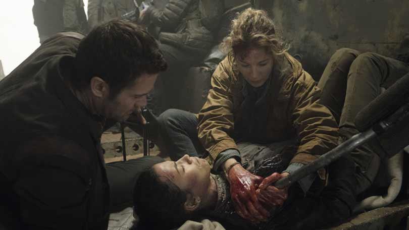 Danay Garcia as Luciana in Fear the Walking Dead