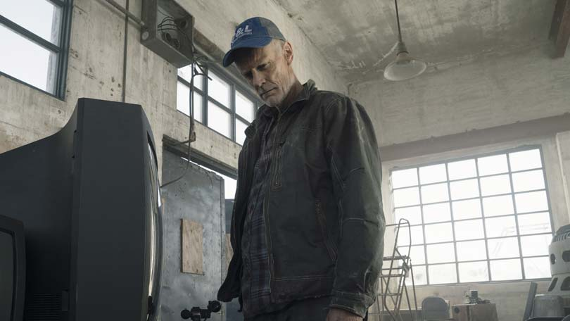 Matt Frewer plays Logan in Fear the Walking Dead