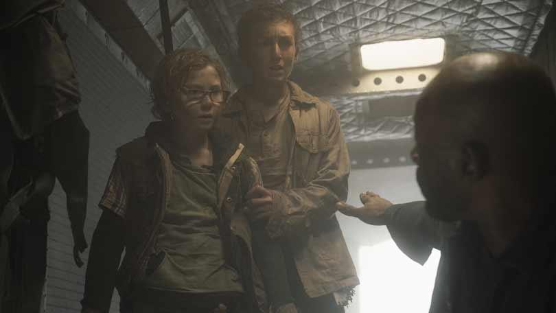 New cast in Fear the Walking Dead season 5