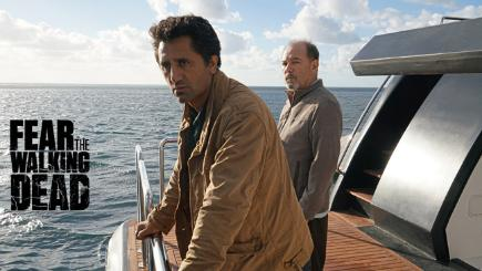First look at Fear the Walking Dead series two