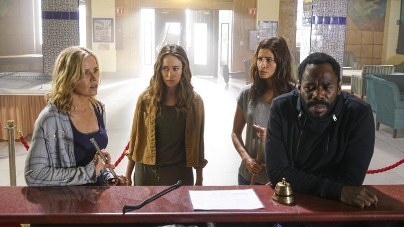 Fear the Walking Dead series two returns August 22 on AMC