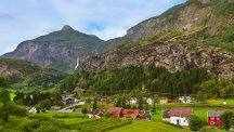 Flåm Railway in Norway: Take a virtual ride on the picturesque train journey