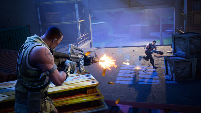 there s a craze sweeping playgrounds up and down the uk and it s called fortnite it s a shoot em up video game that s proved massively popular - fortnite keep summer safe