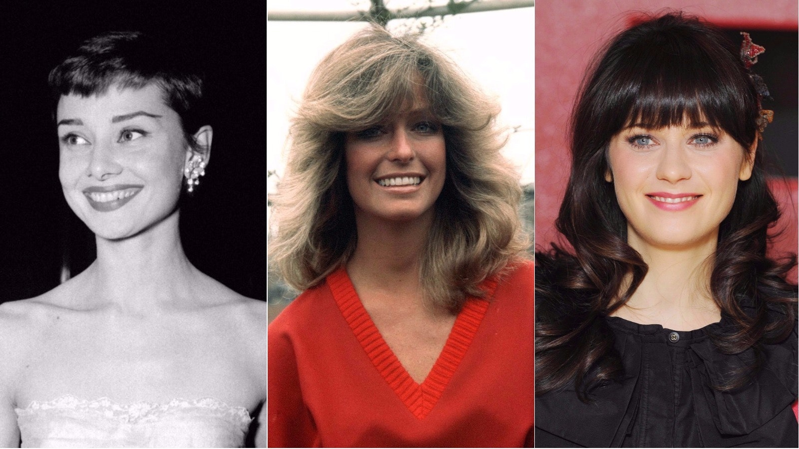From Baby Bangs To Curtain Styles Here S How Fringes Have Changed Over The Decades Bt