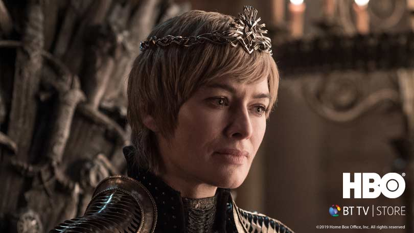 Cersei Lannister in Game of Thrones: The Final Season