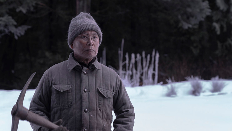 George Takei joins the cast of The Terror