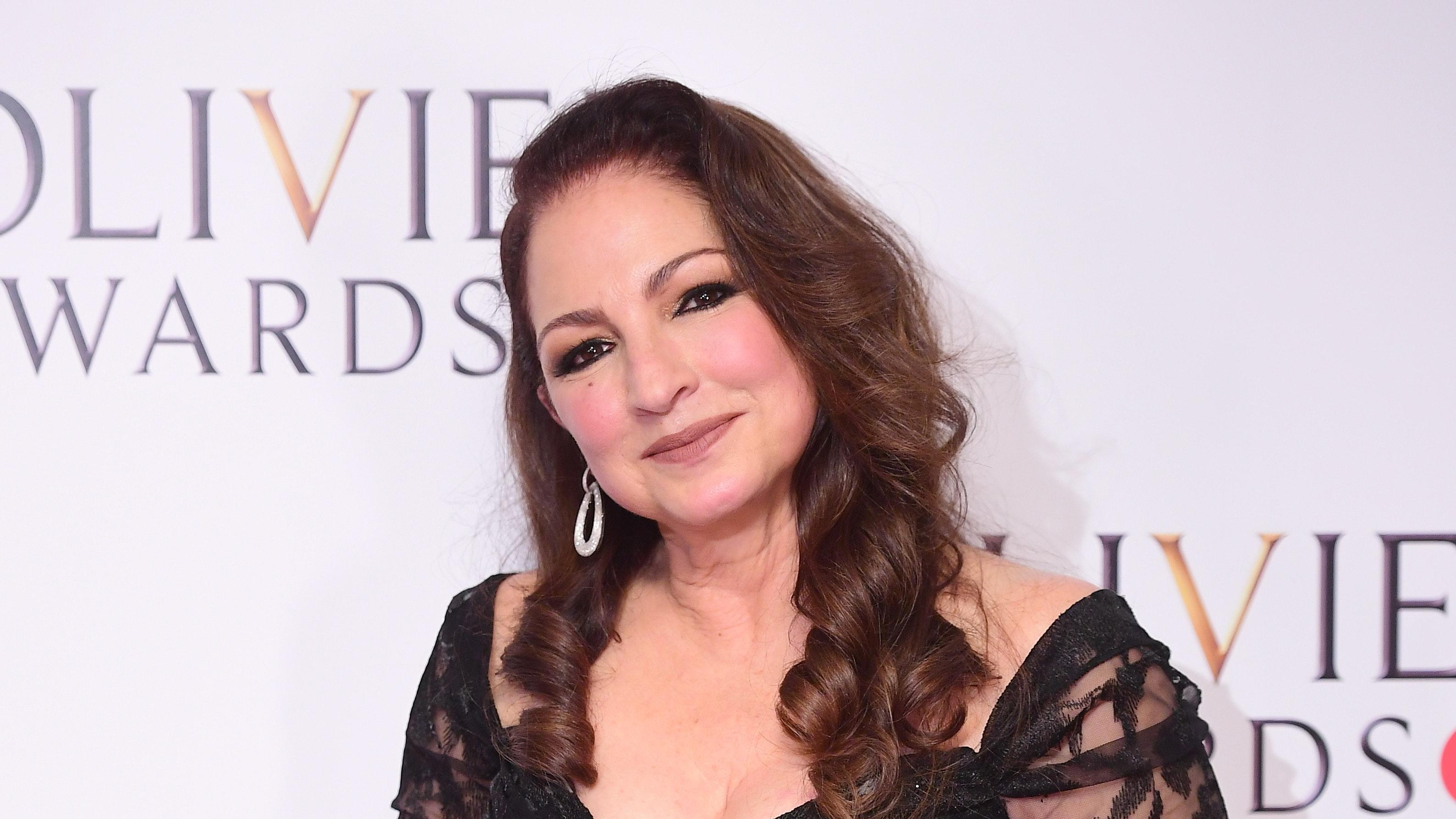 gloria estefan hopes west end musical 'brings the latin fire