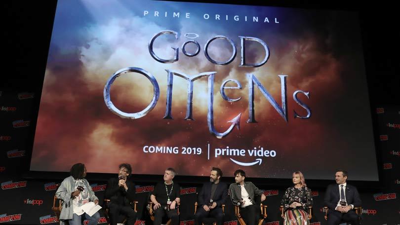 Good Omens on Amazon Prime Video