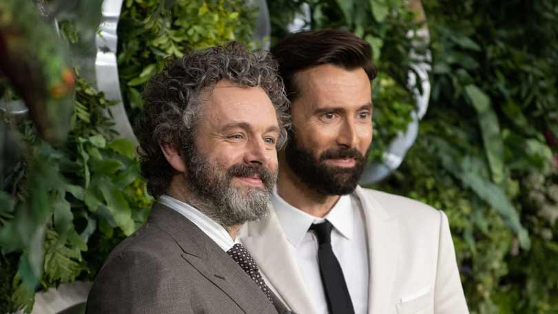 Good Omens - Red Carpet premiere with Michael Sheen and David Tennant