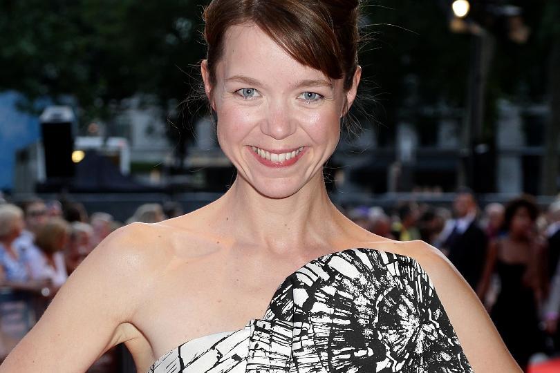 Anna Maxwell Martin plays Beelzebub in Good Omens