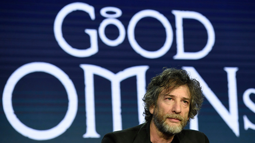 Good Omens Neil Gaiman