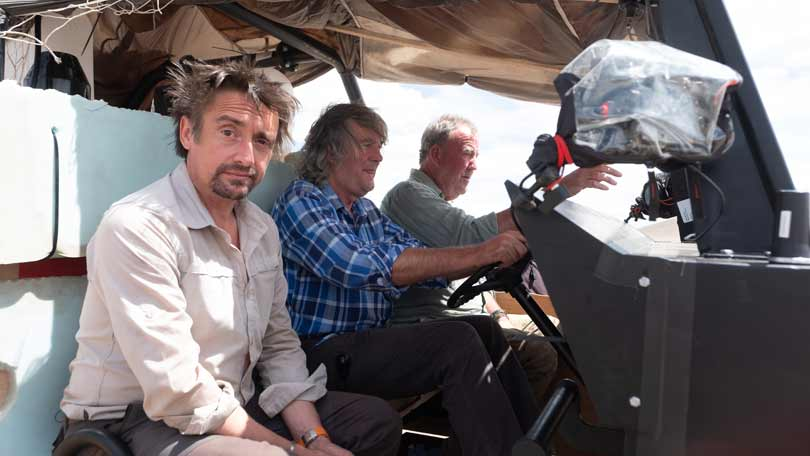 The Grand Tour in Mongolia