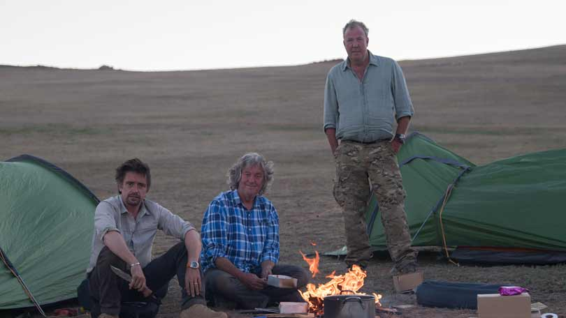 Grand Tour in Mongolia