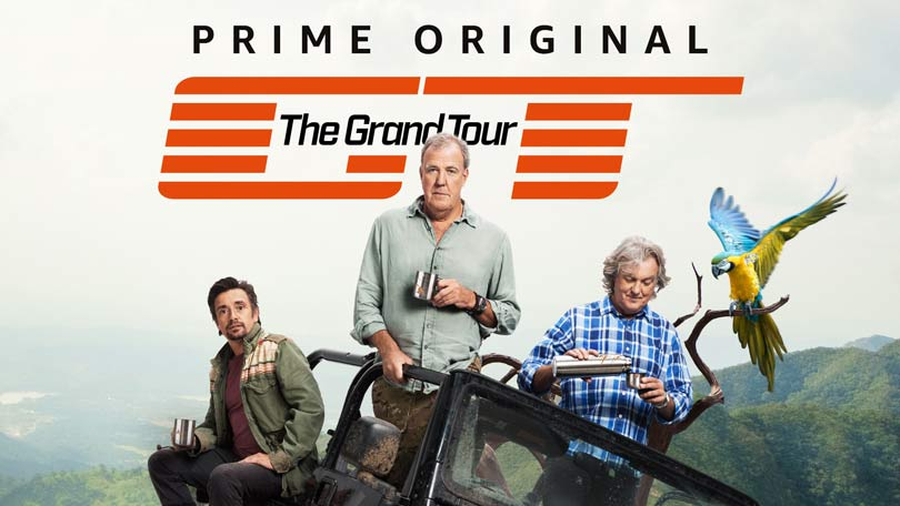 The Ground Tour on Amazon Prime Video