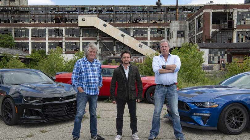 The Grand Tour in Detroit
