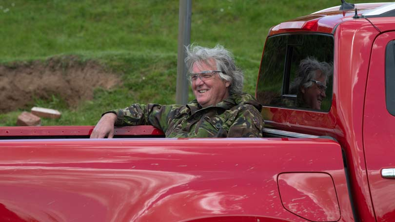 The Grand Tour - James May