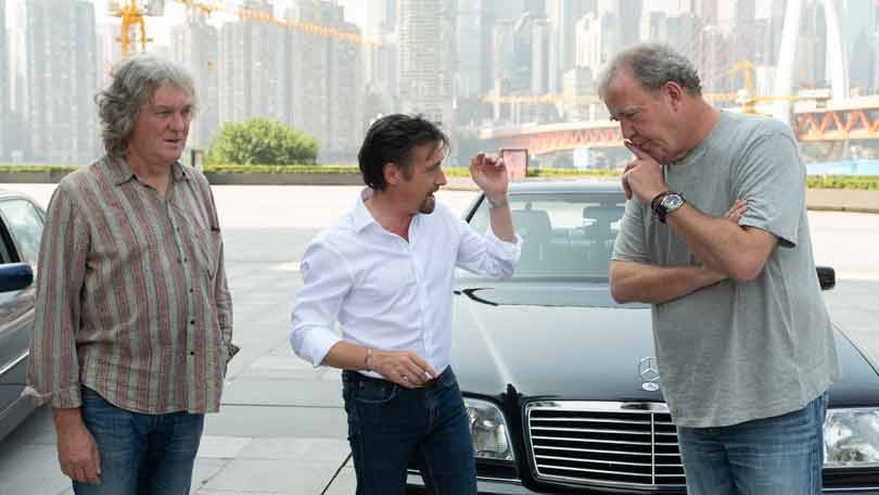 Grand Tour in China