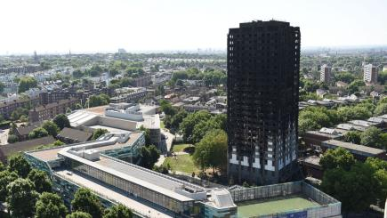 Grenfell Tower inquiry head must quit – campaigners