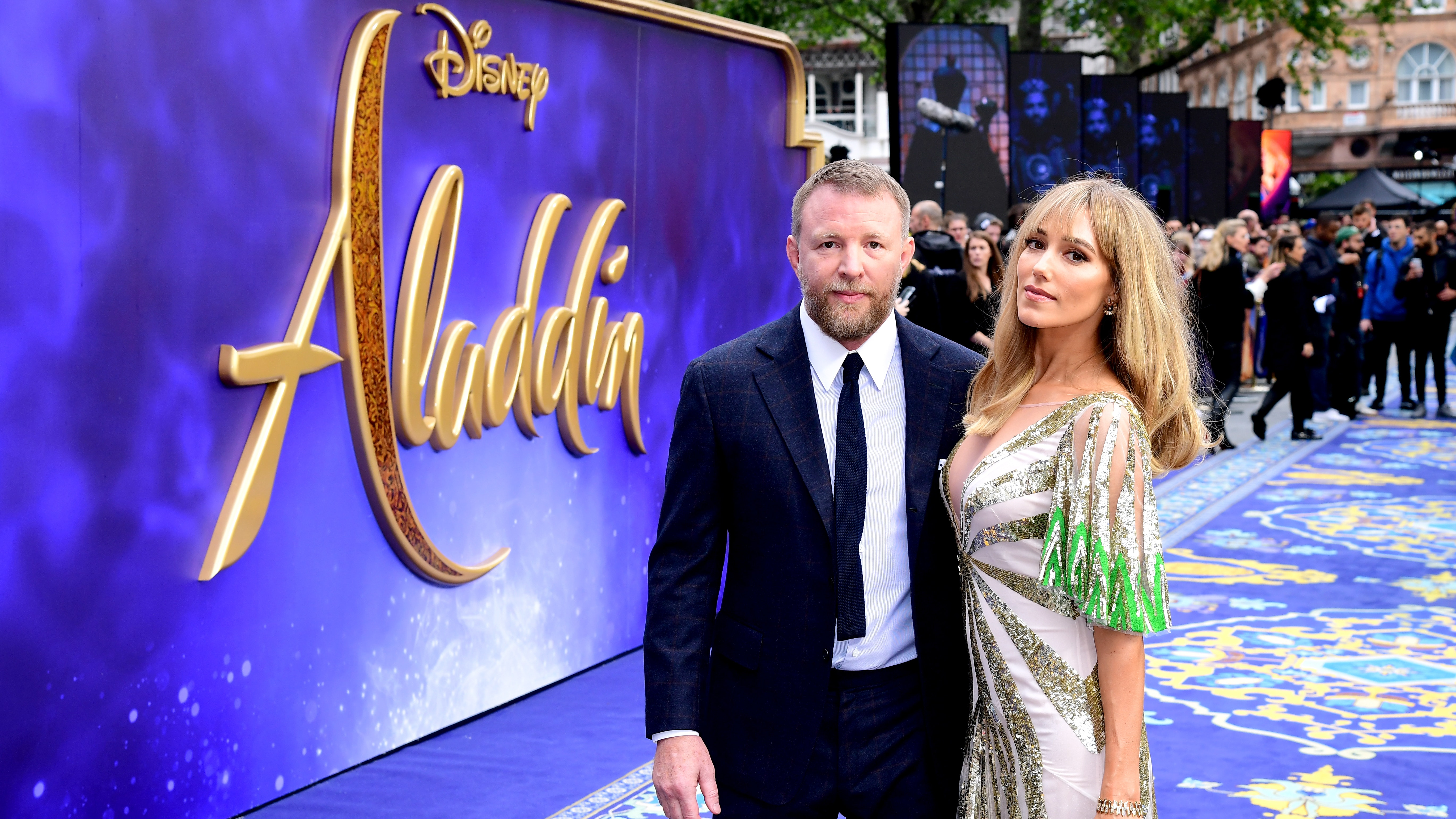 Guy Ritchie's children behind live action Aladdin decision ...