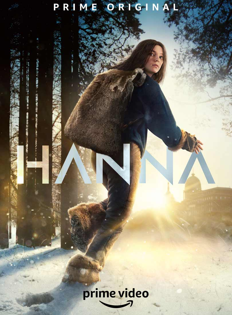Hanna - Available not on Prime Video