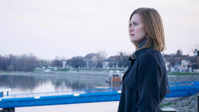 Mireille Enos as Marissa in Hanna