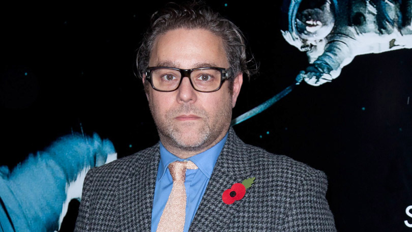 Andy Nyman plays Jacobs in Prime Video's Hanna