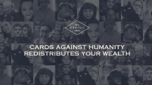 Here's the novel way Cards Against Humanity has tried to tackle wealth inequality