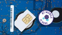 How does a smartphone SIM card work